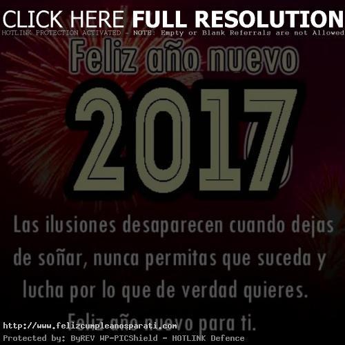 felicitaciones ano nuevo lucha