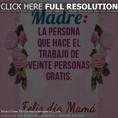 felicitaciones del dia de la madre gratis preciosa